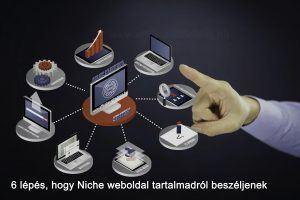 6 lépés, hogy Niche weboldal tartalmadról beszéljenek