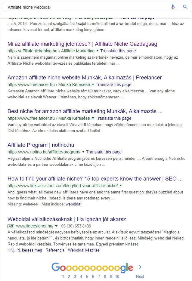 hogyan lehet pénzt keresni weboldalak létrehozásával