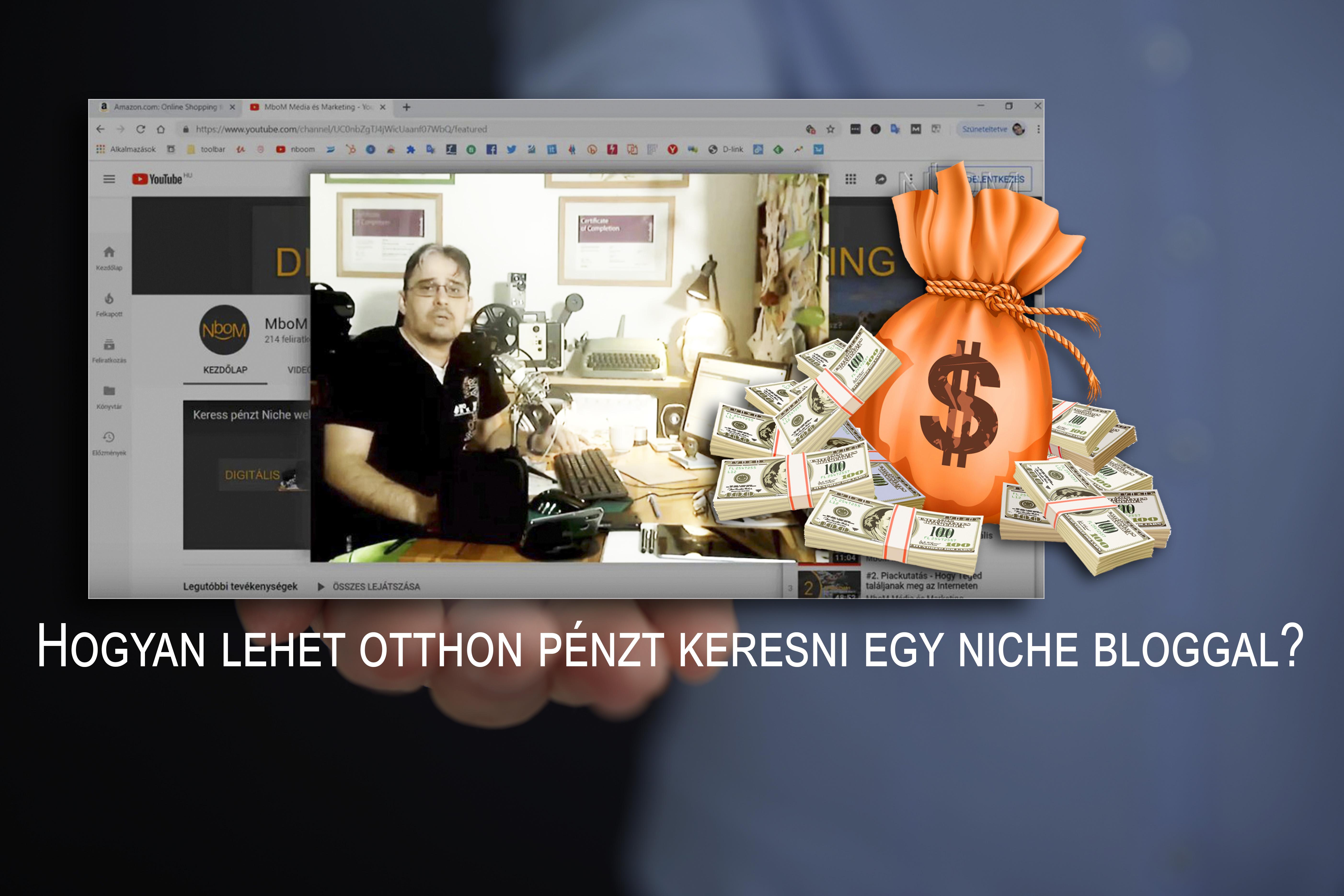 Tech: Öt dolog, amivel tényleg lehet pénzt keresni a neten | mi-lenne.hu