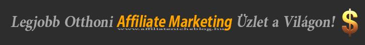 Legjobb Otthoni Affiliate Marketing Üzlet a Világon!