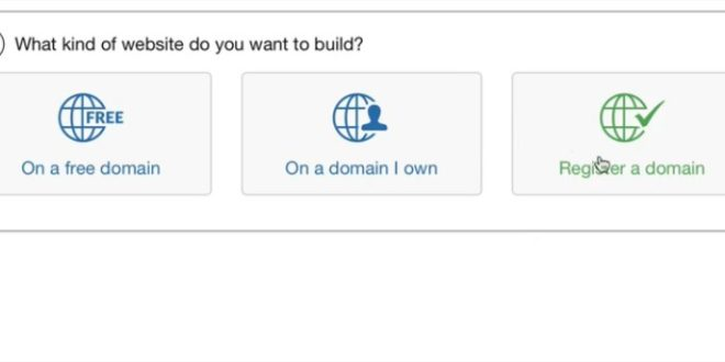 Saját Niche Weboldalad Domain Nevének Kiválasztása