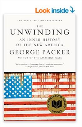 This item:Unwinding by George Packer