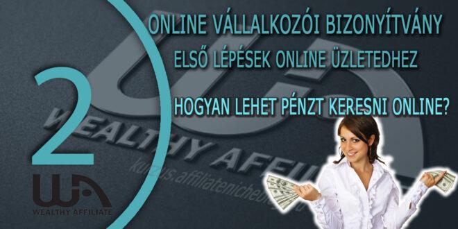 Hogyan lehet pénzt keresni otthonról online?