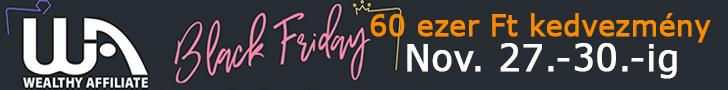 Csatlakozz most, hogy kapj 60 ezer Ft kedvezményt! Legjobb Otthoni Affiliate Marketing Üzlet a Világon!