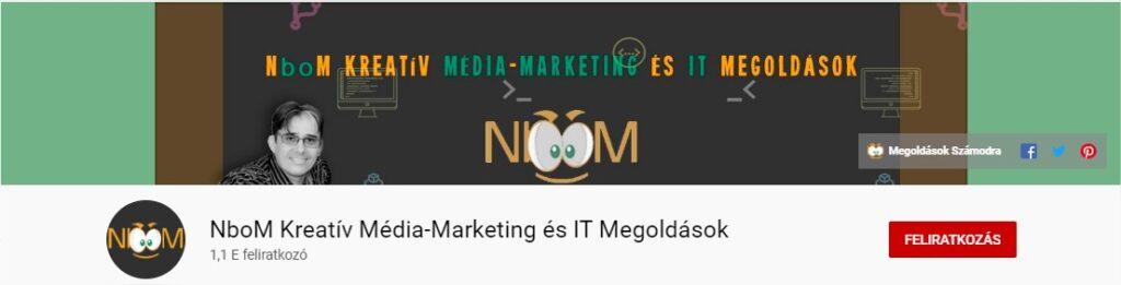 Egyéni digitális marketing képzés [élő közvetítés]